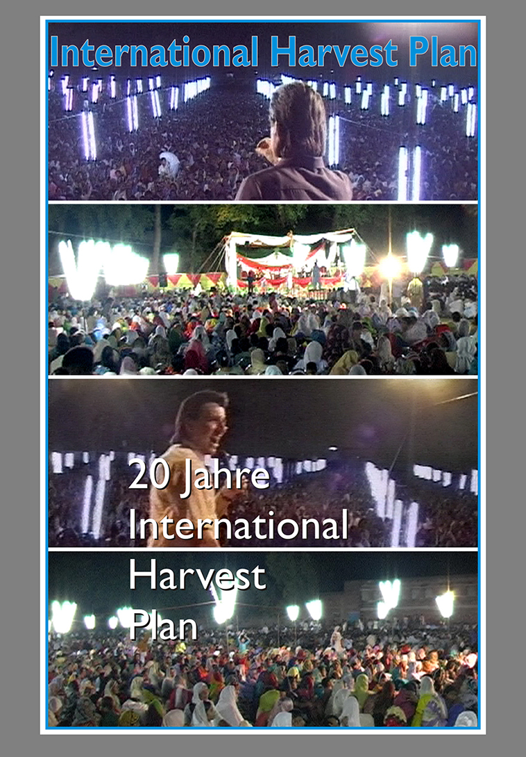 25 Jahre International Harvest Plan